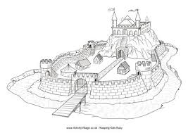 irish castle coloring page castle coloring pages castle coloring pages printable for kids