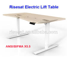 Electric Adjustable Desk by Adjustable Height Desk Electric Adjustable Height Desk Electric