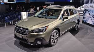 2018 Subaru Outback New York 2017 Photo Gallery Autoblog