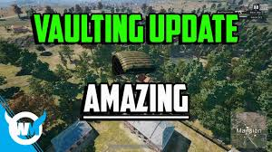 pubg gameplay pubg update vaulting patch is so good map changes optimization