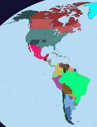 Mexico World Map by Q Bam Historical Map Thread Page 8 Alternate History Discussion