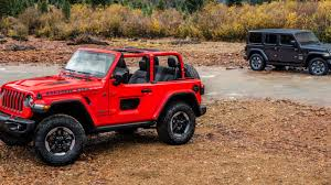jeep wrangler lowered jeep fully reveals the next generation wrangler acquire