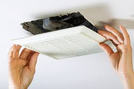 what size should my bathroom ventilation fan be air quality