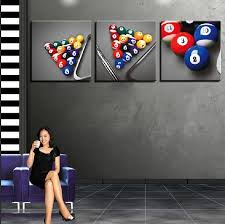 pool table wall art wall art decor popular billiards pool table wall art picture