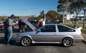 toyota a toyota enthusiasts give the brand u0027s local arm a fitting send off