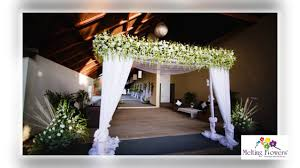 flower decoration u0026 wedding decoration pictures youtube