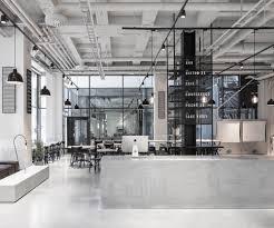 concrete interior design a concrete concept usine by richard lindvall knstrct