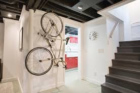 Bike Hanger Ceiling by Creative Bike Storage U0026 Display Ideas For Small Spaces