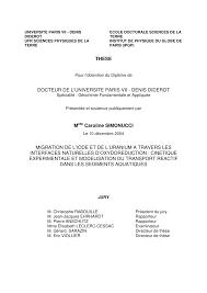 bureau num ique du directeur migration de l iode et de l uranium a pdf available