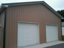 Pole Barn Door Hardware by Bi Fold Garage Doors The Best Quality Home Design