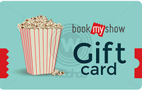 gift card book bookmyshow e gift cards woohoo in