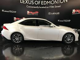 lexus es 350 white 2017 new 2017 lexus is 300 4dr sdn awd 4 door car in edmonton ab l12446