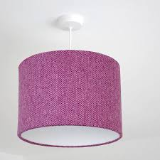 beautiful lamps purple lamp shade home design by larizza