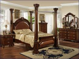 Bedroom Furniture Canopy Bed Luxury Solid Wood Bedroom Furniture Sets Kotlovan Intended For