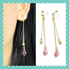 how to make your own clip on earrings clip on earrings that are comfortable secure to wear hours