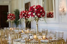 Cheap Candelabra Centerpieces Real New York Wedding Elethea Mario Munaluchi Bride
