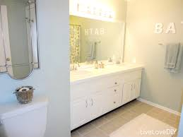 Livelovediy by Livelovediy Easy Diy Ideas For Updating Your Bathroom Incredible
