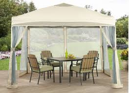 Patio Gazebo For Sale Better Homes And Gardens 10 X 10 Outdoor Portable Patio