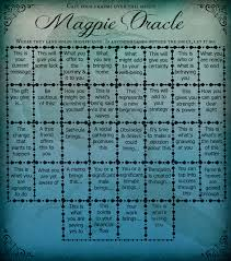 magick lenormand oracle spread card layout divination tarot
