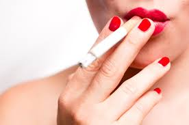 how to take care of your lips from smoking