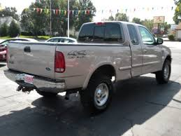 used ford 4x4 trucks for sale 1998 ford f 150 xlt 4x4 for sale goddard auto sales pekin il