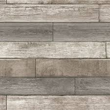 wallpops nu 18 x 20 5 reclaimed wood plank wallpaper