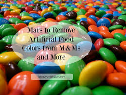mars to remove artificial food colors from m u0026ms