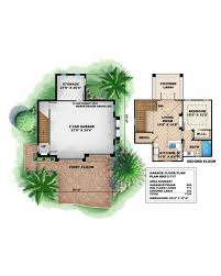 Detached 2 Car Garage by Amazingplans Com Garage Plan Dg 2 717 2 Story Garage Spanish