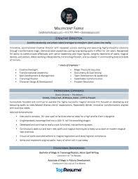 Resume Best Practices Nightmare Resume Makeovers Topresume