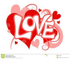 valentine u0027s day love heart clip art stock photo image 3909680