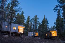 colorado outward bound micro cabins colorado building