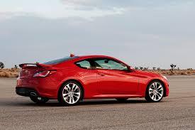genesis hyundai 2013 coupe 2014 hyundai genesis coupe priced at 27 245 automobile magazine