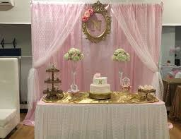 The Elegant retro baby shower decorations with regard to Your own
