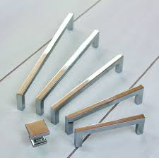 handles on kitchen cabinets contemporary square cabinet pull cabinet hardware hardware and