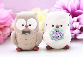 owl cake toppers unique owls wedding cake toppers owls wedding cake to flickr