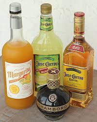 jose cuervo mango margaritas