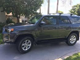 toyota 4runner 2017 black 2016 t4r running board options toyota 4runner forum largest