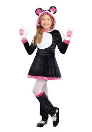 halloween costume ideas for teen girls girls panda cutie costume