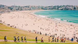Where Is Wales On The Map Bondi Beach New South Wales Tourism Australia