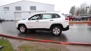 2016 jeep cherokee sport white 2016 jeep cherokee sport bright white clearcoat gw247242