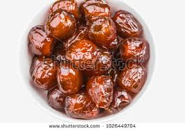 jujube en cuisine jujube monkey apple boiled syrup stock photo 1026449704