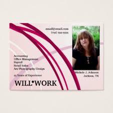 business card resume custom resume business cards zazzle ca