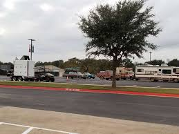 The Lot Dallas by Fear The Walking Dead U0027 Filming May Have Turned A Round Rock