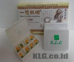 klg pills obat tablet pembesar penis herbal asli obat pembesar