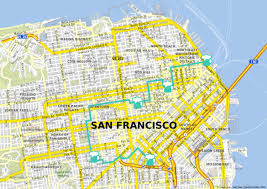 Cable Car Map San Francisco A Guide To Drinking In San Francisco