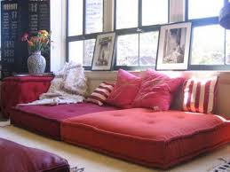 futon pillows 41 cool idea to decorate your place with floor pillows