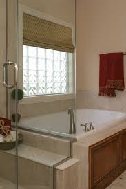 Windows In Bathroom Showers Glass Block Windows Bathrooms And Walls From West Side Glass