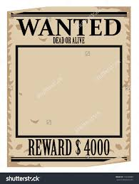 100 free wanted template fbi most wanted template free