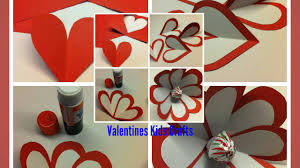 Ideas To Decorate For Valentine S Day by Valentine Days Creative Home Decorations With Paper For Valentine