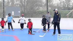 floor hockey unit plan stick skillz ball hockey cone drill youtube